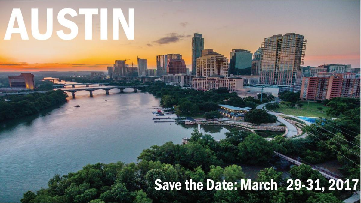 Austin - National Meeting Location 2017