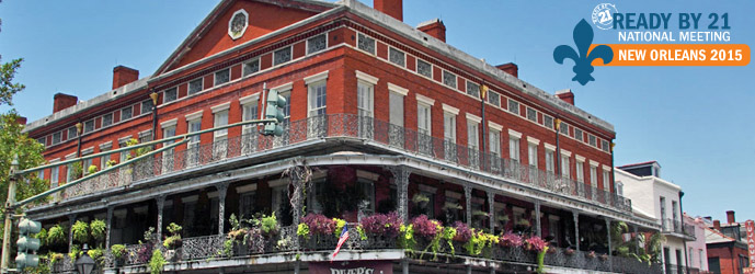 New Orleans - National Meeting Location 2015