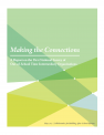 Making the Connections: A Report on the First National Survey of Out of School Time Intermediaries